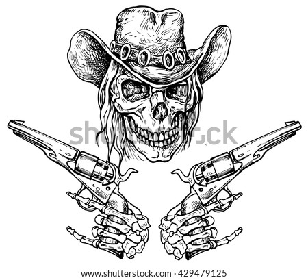 Skull Hand Stock Images Royalty Free Images Amp Vectors