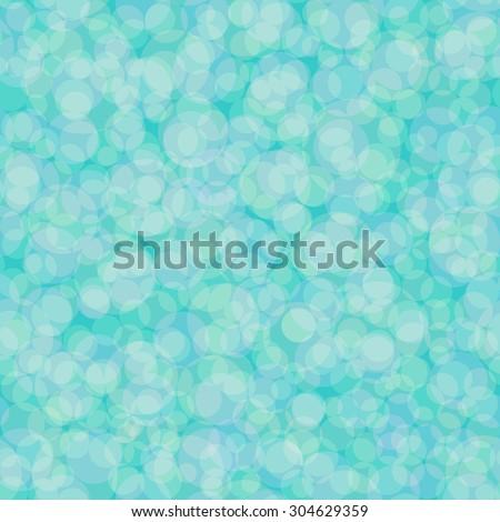Sky bubble vector seamless. - stock vector