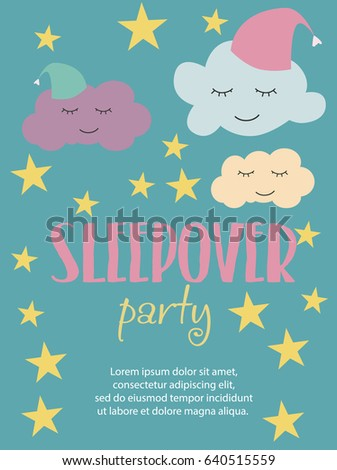 Sleepover Stock Images Royalty Free Images Amp Vectors