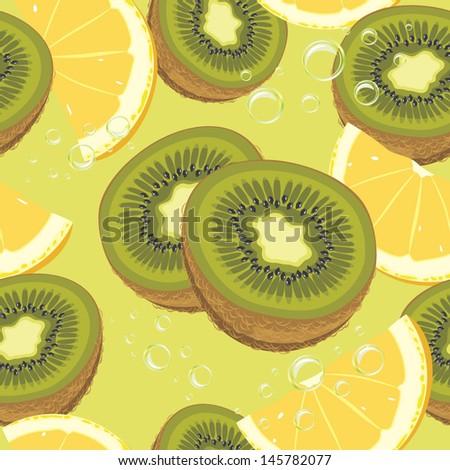 stock-vector-slices-ripe-orange-and-kiwi