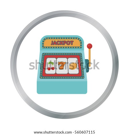 slot machine outline