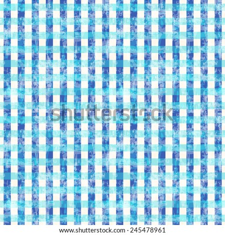 small blue cloth of blue cells