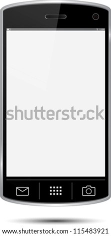 Smart Phone eps10 - stock vector