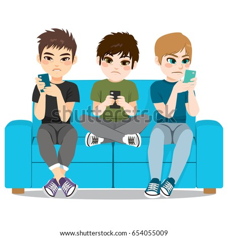 smartphone addiction teenager Dear parents: have you checked the children if you have a teenager need to do a smartphone check up, there is a social media crisis happening.