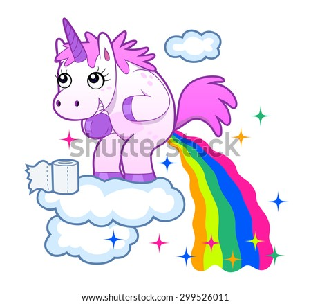 Unicorn soldier character shooting hearts his stock vector - Unicorn Stock Photos Royalty Free Images Amp Vectors