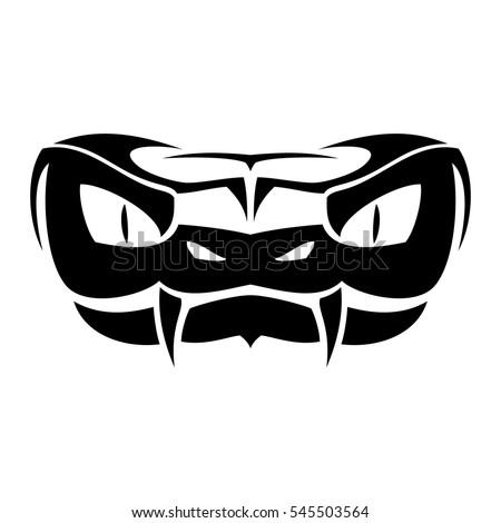 Rattlesnake head logo - photo#3