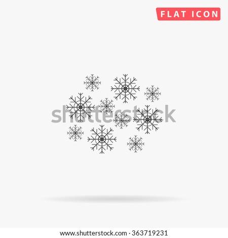 Snowflakes Icon Vector. Snowflakes Icon JPEG. Snowflakes Icon Picture. Snowflakes Icon Image. Snowflakes Icon Art. Snowflakes Icon JPG. Snowflakes Icon EPS. Snowflakes Icon AI. Snowflakes Icon Drawing - stock vector