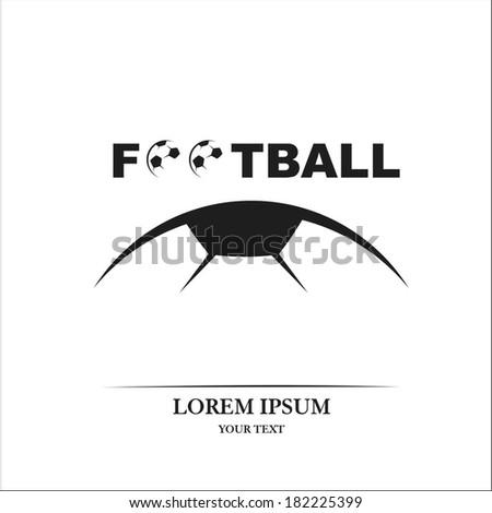 Soccer_Football - stock vector