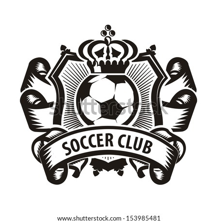 Soccer. Soccer ball - stock vector
