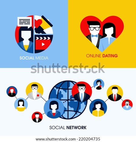social networking dating and media streaming