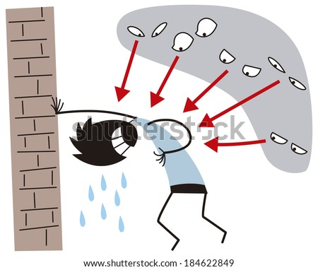 Social Anxiety Clip Art – Cliparts