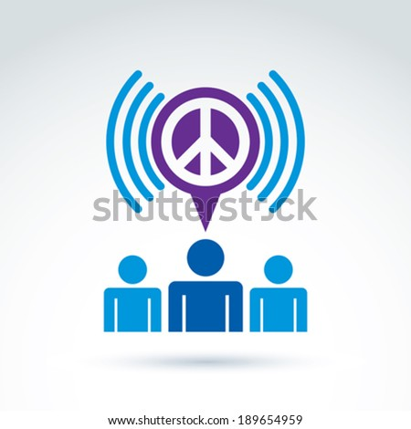how marketing create peace to the society Does marketing create or satisfy needs  the traditional concept of marketing was only about sales or meeting the current needs of a consumer but the same.