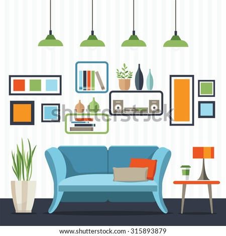 Stock images royalty free images vectors shutterstock for Interior design video clips