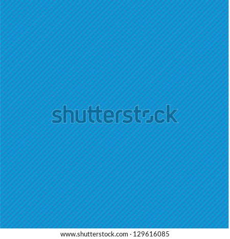 Soft vector stripped background. Abstract  background. Editable, sizable. Cyan blue. - stock vector