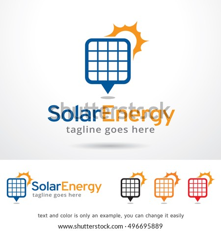 Solar Logo Images Stock Photos amp Vectors  Shutterstock