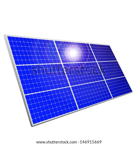 Solar panels, blue sky background. Solar panels, blue sky background. Efficient use of natural resources. Environmental pure energy.