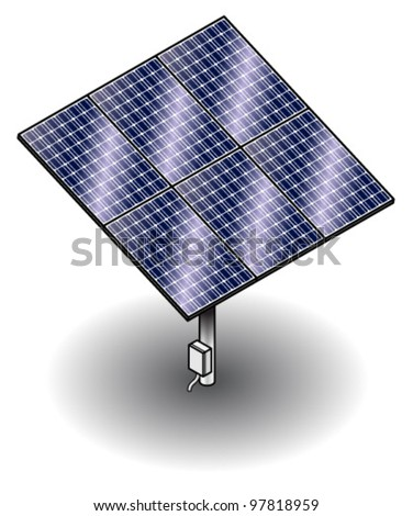 how to set up a solar farm