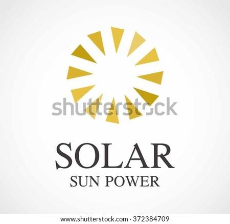 Modern Logo for new Solar company  Logo design contest