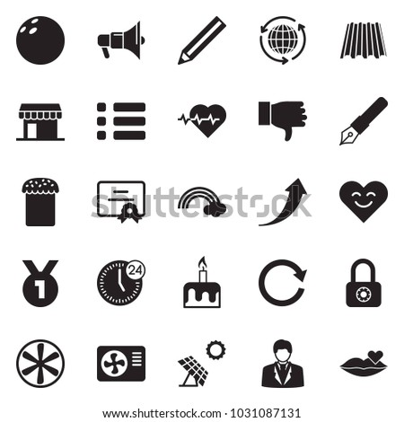 Solid black vector icon set businessman stock vector 1031087131 solid black vector icon set businessman vector around the world certificate 24 yadclub Image collections