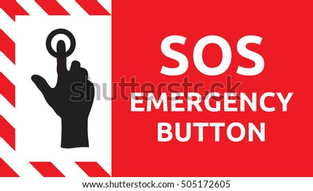 SOS emergency button