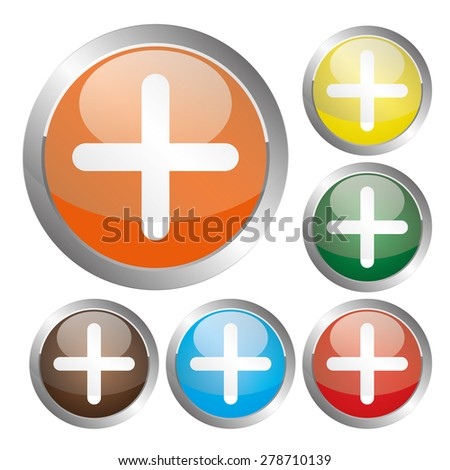 Sound speaker volume louder icon - stock vector