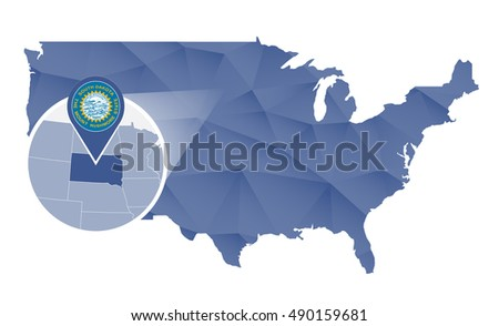 South Dakota Drawing Stock Images RoyaltyFree Images Vectors
