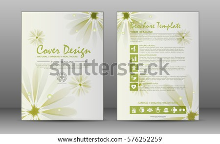 Spa Brochure Stock Images RoyaltyFree Images  Vectors