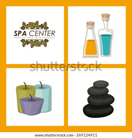 Vector Healthy Icon Flat Collection Good Stock Vector