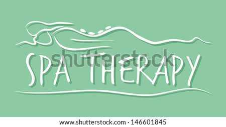 Spa therapy template