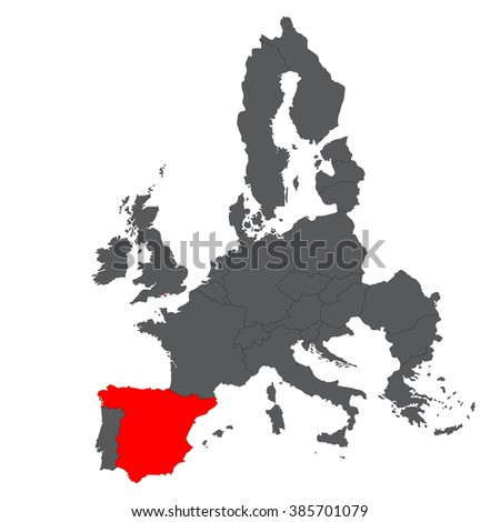 Of France And Spain Operation World Maps Update Map