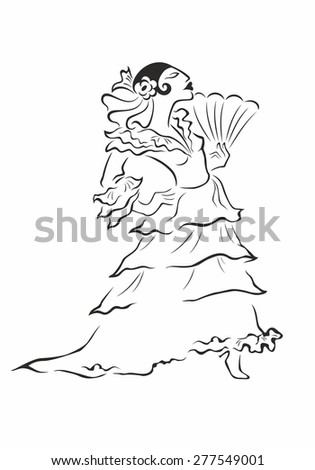 Rumba additionally 569916527815275050 furthermore Liquid Medicine Bottle Clipart likewise Liseret Jante Moto likewise Stock Vector Belly Dancer Illustration Black Outline. on samba dancing cartoon