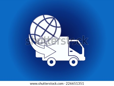 spare parts - stock vector