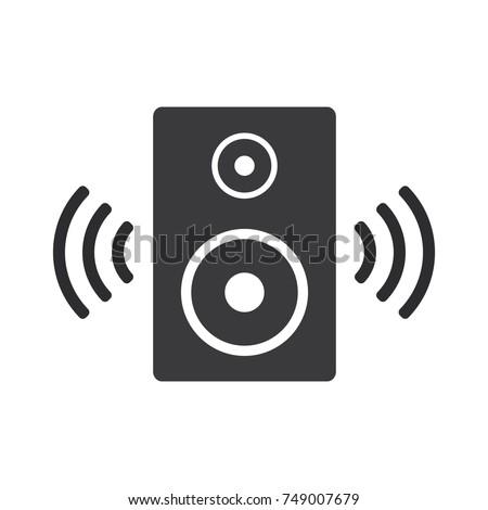 Speakers Vector Stock ...