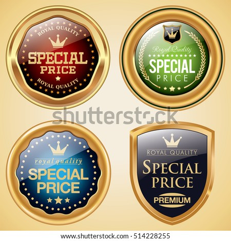Special Price badges