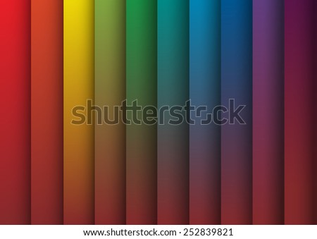 Spectrum colorful vector background - stock vector