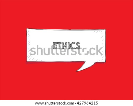 moral values stock images royalty images vectors  speech bubble