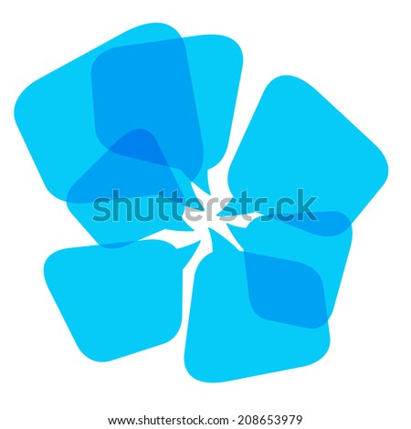 Speech Bubbles - stock vector