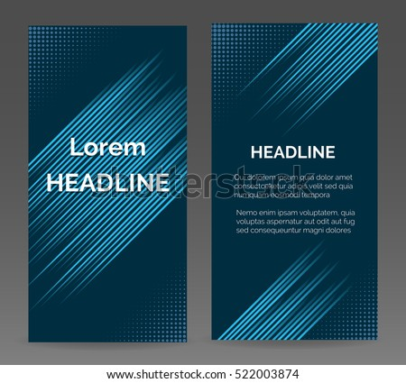 Speed Lines Vector Abstract Business Background Stock Vector ...