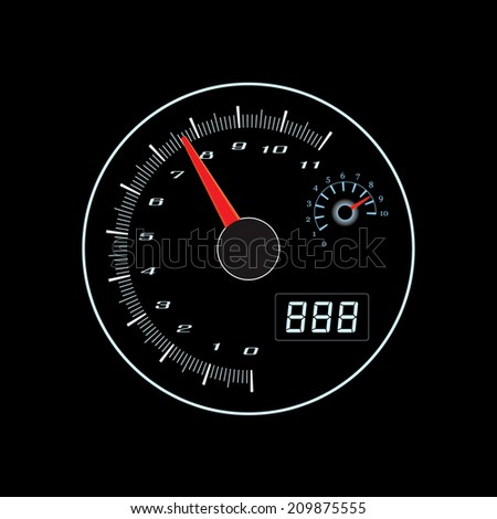 Speed thermometer