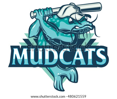 Cartoon catfish stock images royalty free images for Funny fishing team names