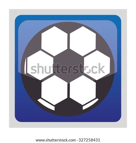 sport concept icon design over white background, vector illustration
