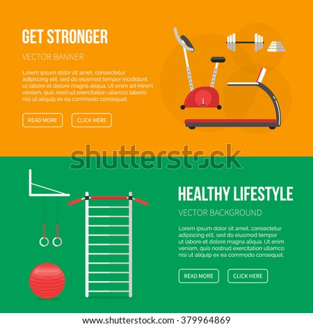 fitness training template