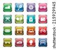 Sport Icons - stock