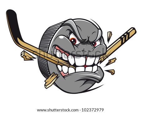 Cartoon Hockey Stock Photos Images Amp Pictures Shutterstock