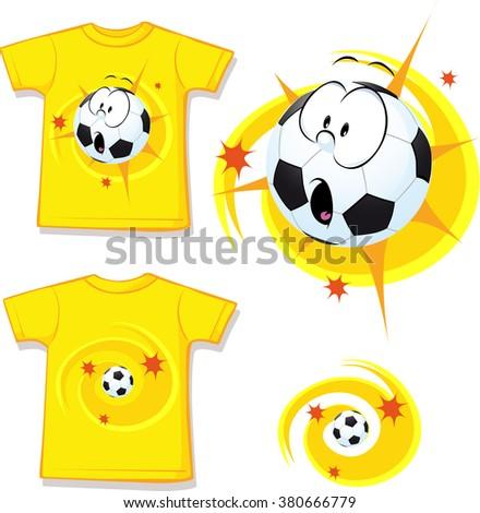 sport shirt fashion - vector illustration - stock vector