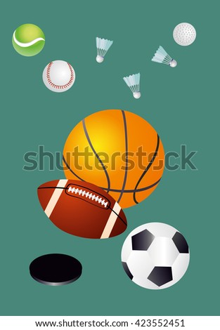 sports equipment, balls, puck, basketball ball