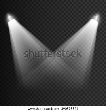 Spotlight, spotlight, spotlight, spotlight, spotlight, spotlight, spotlight, spotlight, spotlight, spotlight, spotlight, spotlight, spot light, spot light, spot light, spot light, spotlight, spotlight - stock vector