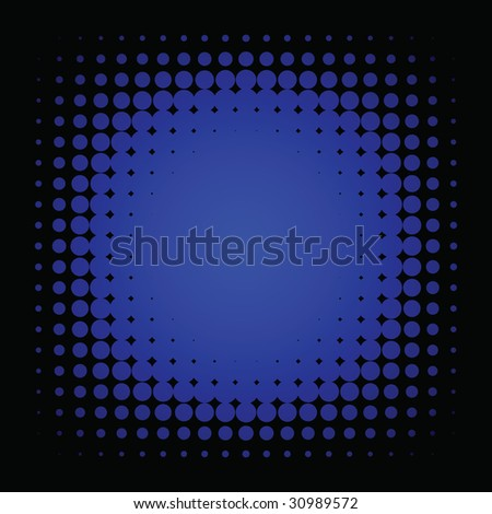 spotted flash (vector design element) - stock vector