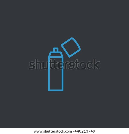 Spray icon. Spray icon Vector. Spray icon Art. Spray icon eps. Spray icon Image. Spray icon logo.Spray icon Sign. Spray icon Flat. Spray icon design.Spray icon app. Spray icon UI. icon Spray web - stock vector