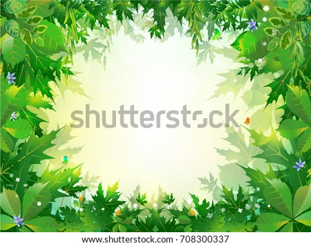 spring nature backgrounds. Spring Natural Backgrounds Vectors Nature D